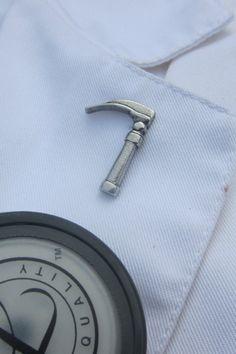 Laryngoscope CC615 Medical Biopsy and Hospital Pins
