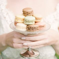 Macaroon love. // izzie rae photography