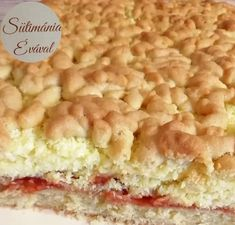 Omlós kókuszos kocka, nem lehet eleget készíteni belőle! - Egyszerű Gyors Receptek Food And Drink, Bread, Brot, Baking, Breads, Buns