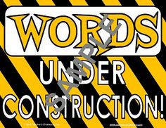 Classroom Theme Resources from Teacher's Clubhouse Construction Bulletin Boards, Construction Theme Preschool, Under Construction Theme, Preschool Themes, Classroom Themes, Classroom Design, Beginning Of School, New School Year, School Days