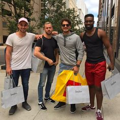 """2,752 Likes, 29 Comments - Gleb Savchenko (@glebsavchenkoofficial) on Instagram: """"I should give up shopping but I'm not a quitter"""""""