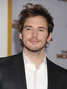 Cute Photos of Sam Claflin | POPSUGAR Celebrity UK Photo 44