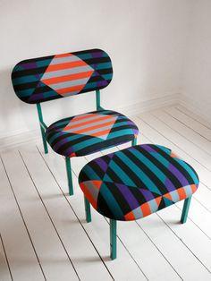 Cabaret m belkollektion von kenneth cobonpue stilvolles strick design - Cabaret mobelkollektion cobonpue ...