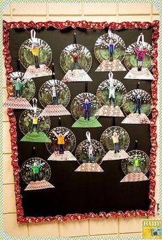 Little Mrs. Bell: Christmas Bulletin Board FREEBIE! | NEW Ideas from ...