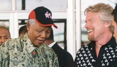 Education is the most powerful weapon which you can use to change the world. - Nelson Mandela | Favorite Famous Quotes of Richard Branson