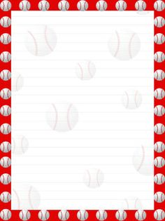 printable baseballs border use the border in microsoft word or rh pinterest com basketball border clip art free basketball border clip art free