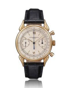 1954 Vacheron Constantin chronograph 6087