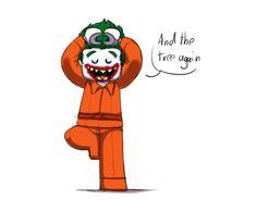 Lego Batman Movie, Harley Quinn, Joker, Comics, Create, Fictional Characters, Harley Quin, The Joker, Cartoons