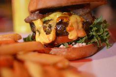 Burger Stockholm: Burgers and Bar - verdammt leckere Burger   Hubert-testet