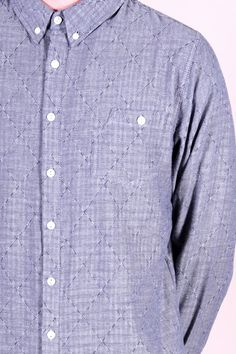 http://www.foxandfeather.co.uk/collections/mens-new-in/products/native-youth-quilted-gingham-shirt  Native Youth Quilted Gingham Shirt.