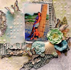Reneabouquets's Gallery: Pin It *Scraps Of Darkness* March Kit~Radioactive