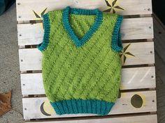 $0 Vernal Verde Vest pattern by Ammie Cannon