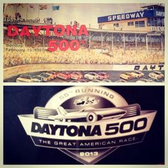 We're less than two weeks away from #Daytona500. Repin if you're ready to get racing! #nascar