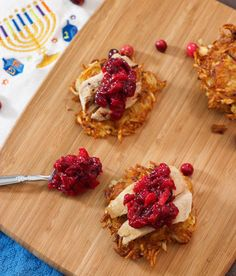 25 Bougie Latkes That Will Light Up Your Hanukkah This Year (Photos) #holiday #recipes #chanukah