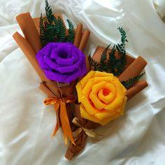 Crepe Paper Flower by Kolossal