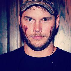 Chris Pratt... soo wild and hot