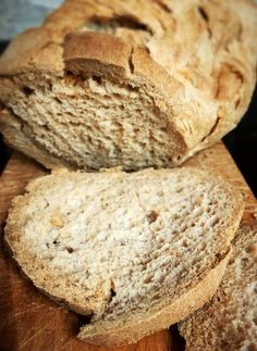Gluten Free Recipes, Bread Recipes, Cooking Recipes, Paleo Breakfast, Breakfast Recipes, Sin Gluten, Free Food, Food To Make, Bakery