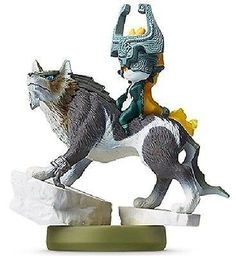 Nintendo amiibo Wolf Link Twilight Princess 3DS Wii U Game Accessories NEW Japan: $40.60 End Date: Monday Oct-23-2017 20:16:01 PDT Buy It…