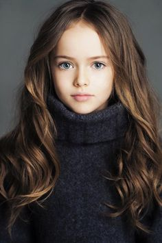 Kristina pimenova the prettiest girl in the world
