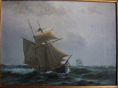 Chr. Blache: Marine