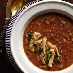 Ethiopian-Spiced Chicken Stew - EatingWell.com