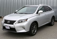 2013 Lexus RX 350 review: Sporting pretensions ruin this luxury SUV