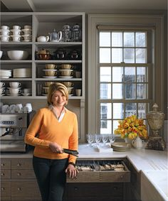 The Inspiration Behind My Kitchen Designs - The Martha Stewart Blog