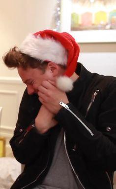 "Cutie Pie on Christmas ""Its A Banana"""