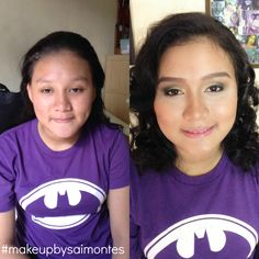 Prom MakeupHair & Makeup by Sai Montes