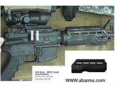 AB Arms Mod1 handguard - AR-15 Carbine length (A2 FSP)