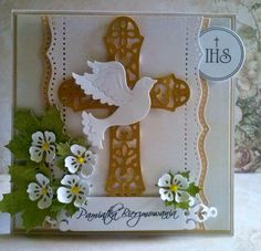 First Communion Cards, First Communion Invitations, Scrapbook Cards, Scrapbooking, Confirmation Cards, Sympathy Cards, Baby Cards, Note Cards, Projects To Try