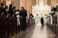 Wedding ceremony at
