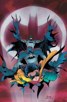 Batman, Batman & Robin by Frank Quitely