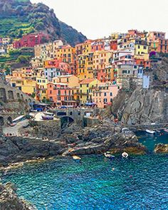 Why Cinque Terre has become so popular | #cinqueterre #italy