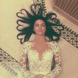 """Kendall Has the Most """"Liked"""" Picture on Instagram All Because of This Dress"""
