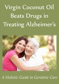 Coconut Oil and Alzheimer's The Low-fat Diet and Cholesterol Lowering Drugs Part of the Problem?  Population studies in tropical cultures that consume coconut oil seldom see diseases like Alzheimer's. by Brian Shilhavy Coconut Oil and Alzheimer's Disease were a Hot News Item in 2012 2012 was the year that the news about coconut oil and Alzheimer's disease started making it into the mainstream media. This is not surprising, as it coincided with news about the failure of drugs i...