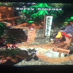 On instagram by danilolimaassis #supernintendo #microhobbit (o) http://ift.tt/1RCuNj8 #play  #donkeykong #nostalgia #coleção #videogame