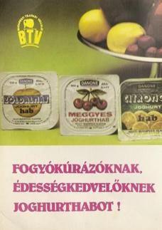 Joghurthab - retro gastro