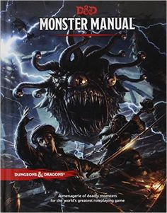 Monster Manual: Wizards RPG Team: 9780786965618: Books - Amazon.ca