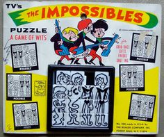 Patrick Owsley Cartoon Art and More!: THE IMPOSSIBLES