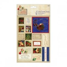 A5 Postage Stamps  Letter to Santa