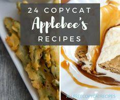 24 Copycat Applebee's Recipes | AllFreeCopycatRecipes.com