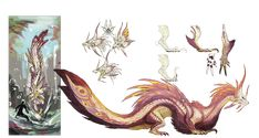 Here's Some Lovely Artwork And Screens From Monster Hunter X For Nintendo 3DS | My Nintendo News