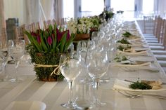 De tulipes, pour un mariage printanier - The Wedding Tea Room, idees