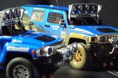 SCX Hummer H3 SUV - SlotForum Hummer H3, Offroad, Monster Trucks, Vehicles, Off Road, Car, Vehicle, Tools