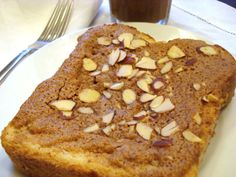 Bostock is a traditional French recipe which transforms day-old brioche into something nutty and wonderful.  Sort of how we Americans make french toast, only more French and without the eggs. Its strong almond flavor pairs really well with coffee, tea, and hot chocolate.\n