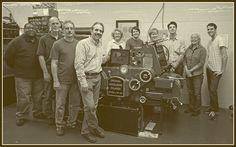 Norman's Printery | a Letterpress & more print shop