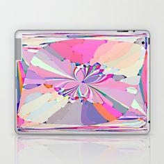 Re-Created ButterfliesIV Laptop & iPad Skin by Robert S. Lee - $25.00