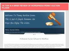 Auction Website Template Auction Website Template  Overview Of The Best Auction Theme
