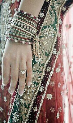 Nice bangles....